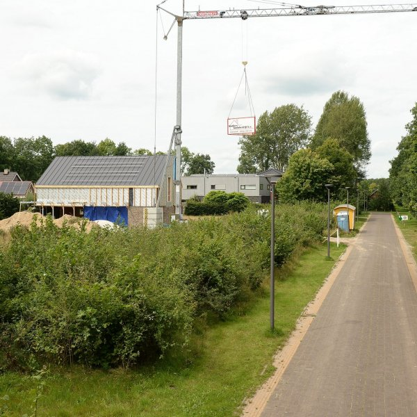Nieuwbouwproject Kavels in Nooitgedacht in Nooitgedacht