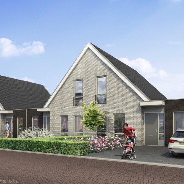 Nieuwbouwproject Fruithof fase 2 - Winssen in Winssen