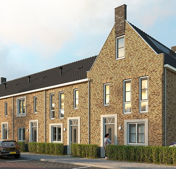 Nieuwbouwproject Zand & Honing fase 2 in 's-Gravenzande