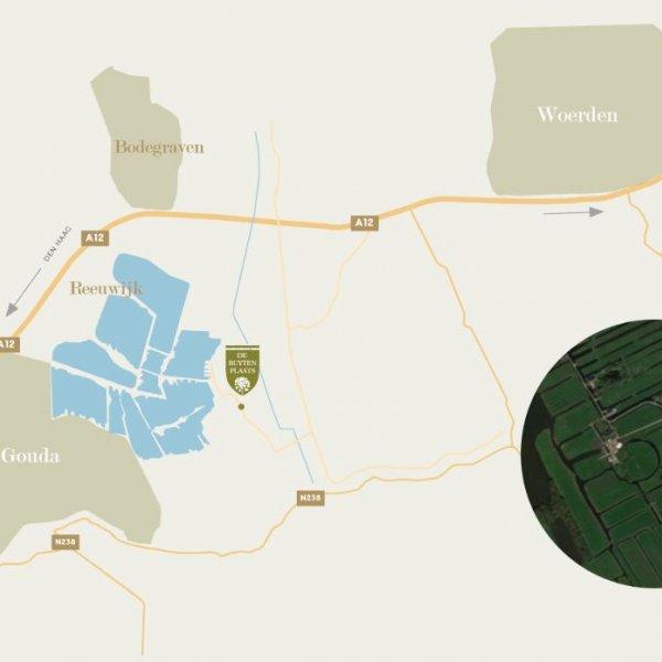 Nieuwbouwproject Reeuwijk - De Buytenplaats in Reeuwijk