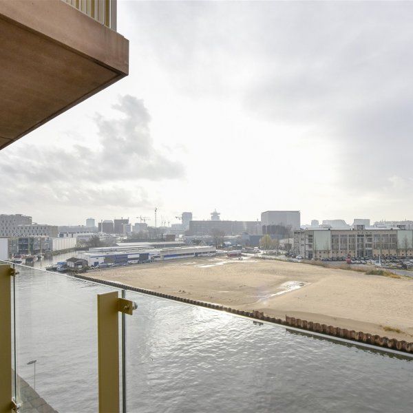 Nieuwbouwproject Dok7 in Amsterdam
