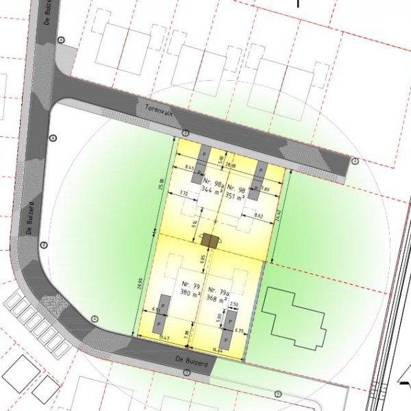 Nieuwbouwproject Oosterhuisen | Torenvalk en Buizerd in Baflo