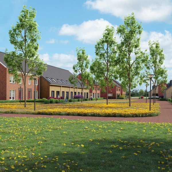 Nieuwbouwproject Lindehoeve in Aduard