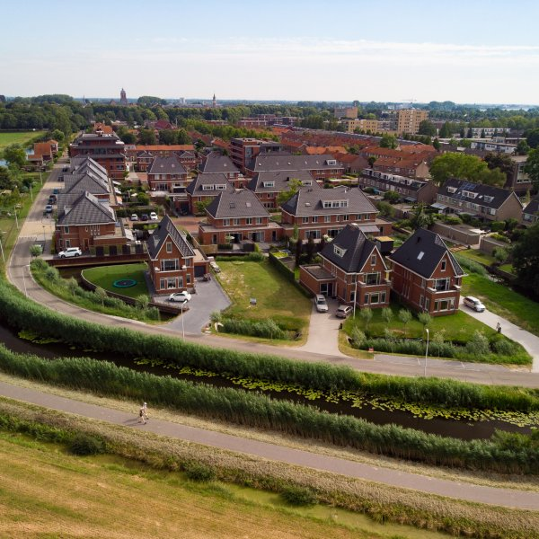 Nieuwbouwproject De Bol fase 2 - Bouwkavels in Schoonhoven
