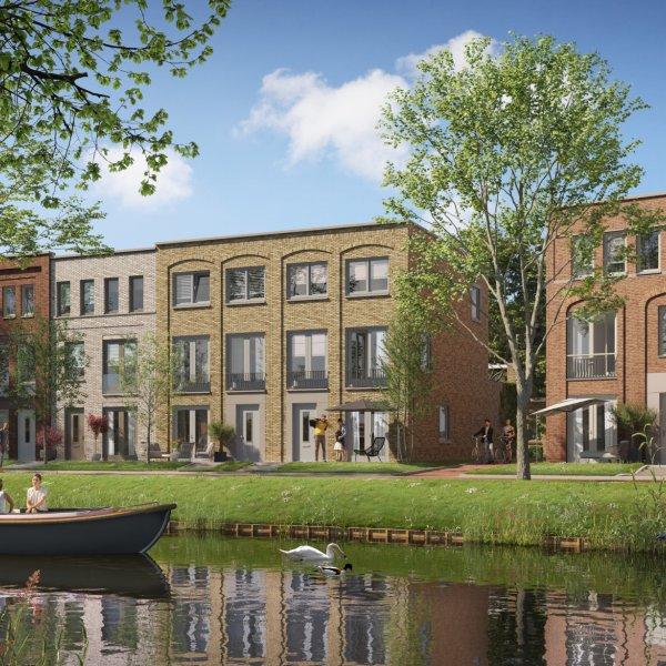 Nieuwbouwproject Gouwpark in Zaandam