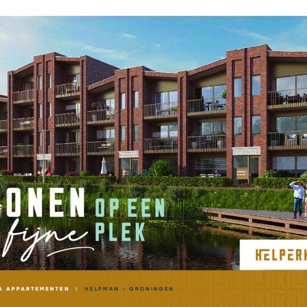 Brochure Appartementen