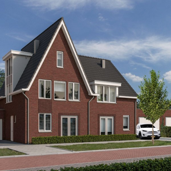 Nieuwbouwproject Buitenoever Fase 2 in Tull en 't Waal