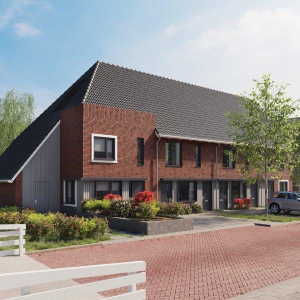 Nieuwbouwproject Westend - Westereiland - Roelofarendsveen in Roelofarendsveen