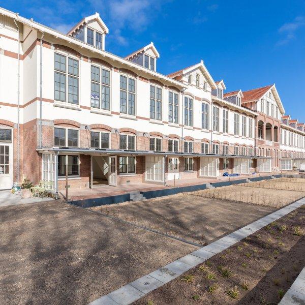 Nieuwbouwproject De Nieuwe Loet Monumentale Herenhuizen in Castricum