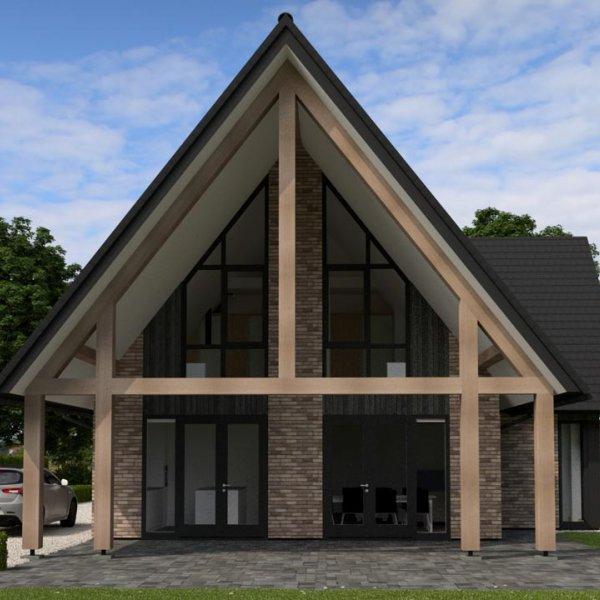 Nieuwbouwproject Residentie Zwanemeer in Gieten