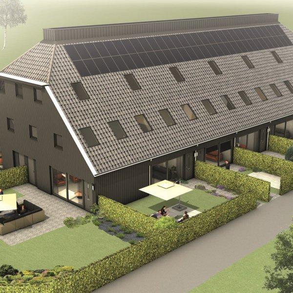 Nieuwbouwproject Stadshoeve in Groningen
