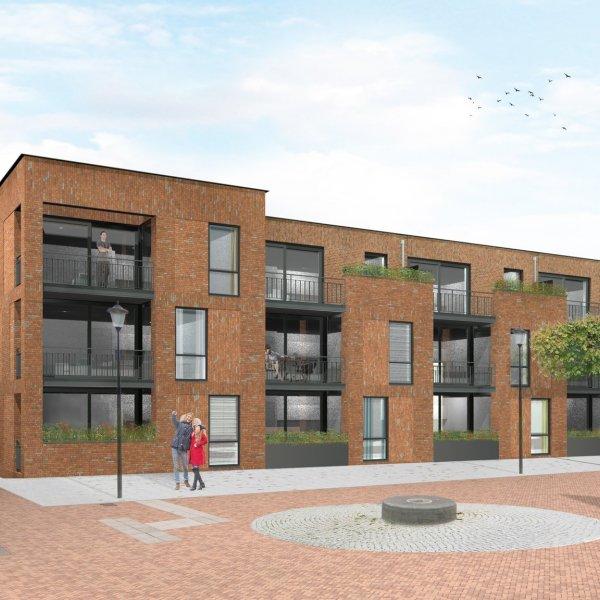 Nieuwbouwproject De Molenaar in Culemborg