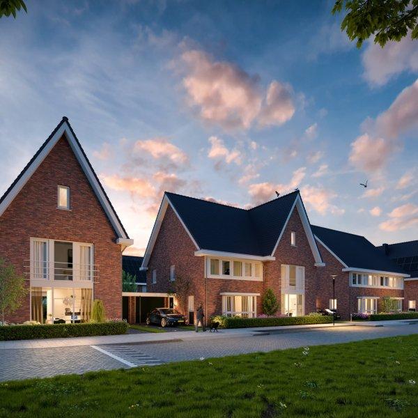 Nieuwbouwproject Berckelbosch - Strauss in Eindhoven