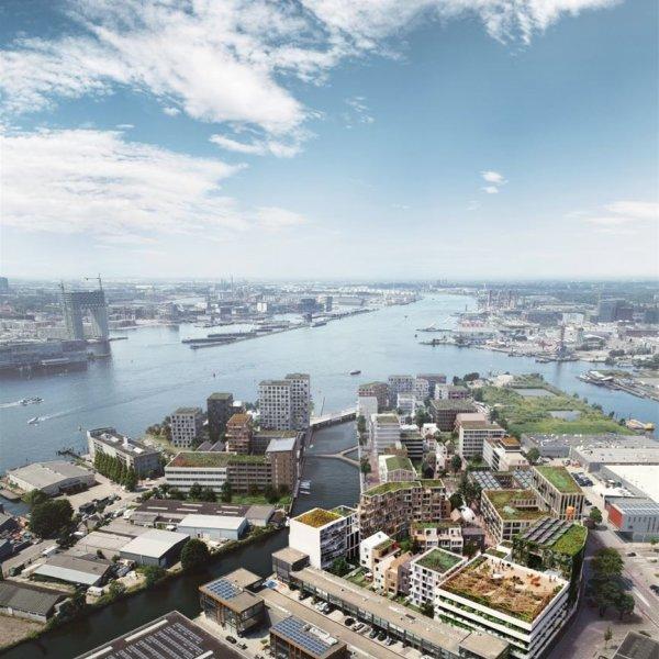 Nieuwbouwproject Lij Buiksloterham in Amsterdam