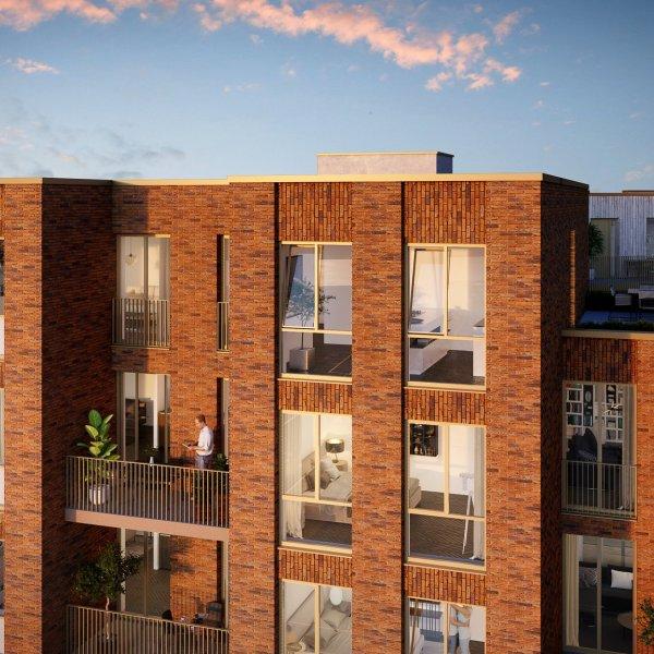 Nieuwbouwproject Eindhoven - De Willem (de Gebroeders) in Eindhoven