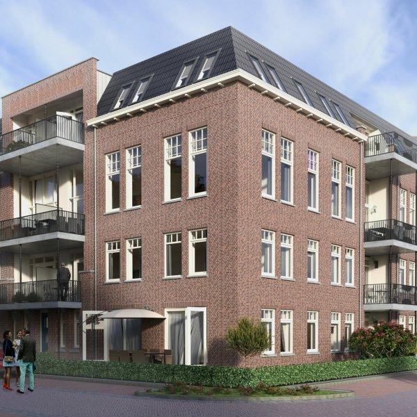 Nieuwbouwproject Victor Hugo in Cuijk