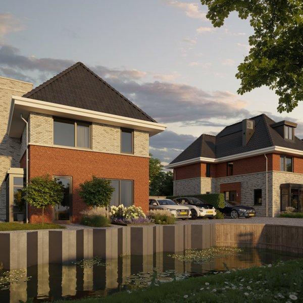 Nieuwbouwproject Zilverkwartier in Wateringen