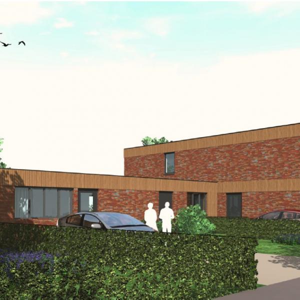 Nieuwbouwproject Delftlanden Hazelaarwal - Kamperfoeliewal in Emmen