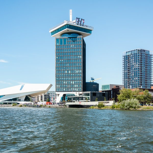 Nieuwbouwproject High End in Amsterdam