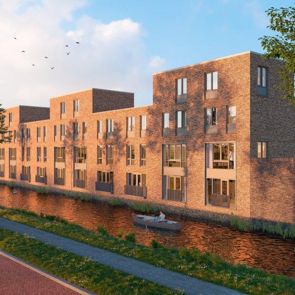 Nieuwbouwproject Helmond - Suytkade-Noord fase 2a in Helmond