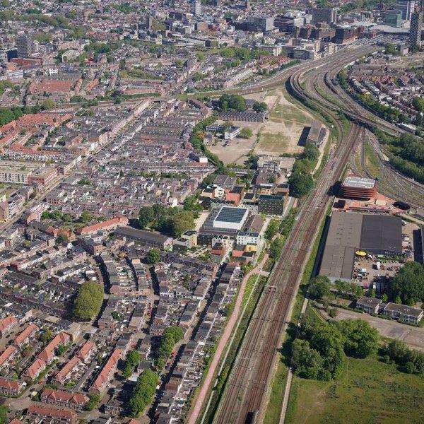 Nieuwbouwproject Wisselspoor deelgebied 1 (appartementen) in Utrecht