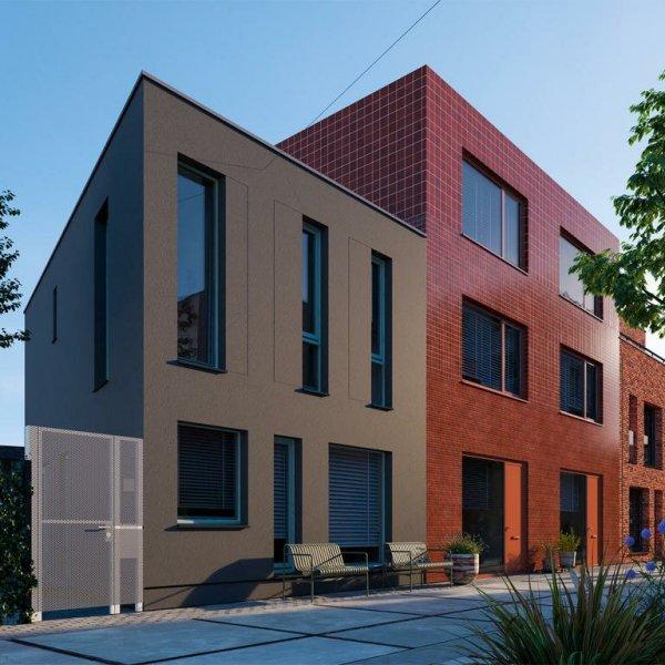 Nieuwbouwproject Wisselspoor Utrecht deelgebied 1 (woningen) in Utrecht