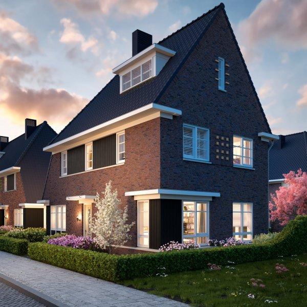 Nieuwbouwproject Berckelbosch - Chopin in Eindhoven