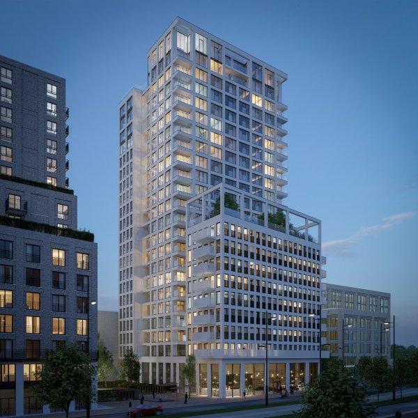 Nieuwbouwproject Eindhoven - Strijp S - Next in Eindhoven