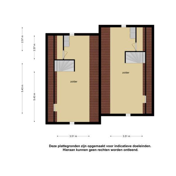 Nieuwbouwproject Koperwiek in Nooitgedacht