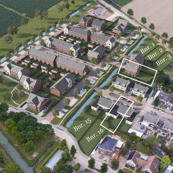 Nieuwbouwproject Weteringshoek in Rossum
