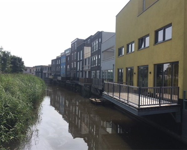Nieuwbouwproject Olympus in Almere