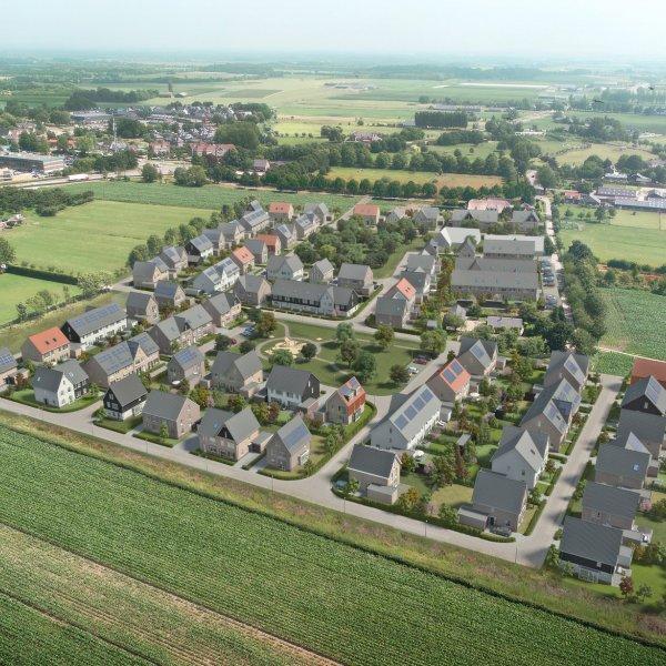 Nieuwbouwproject Buurtschap het Burgje | Fase II in Odijk