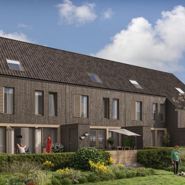 Nieuwbouwproject Lents Buiten - De Stelt Zuid - gemeente Nijmegen in Lent