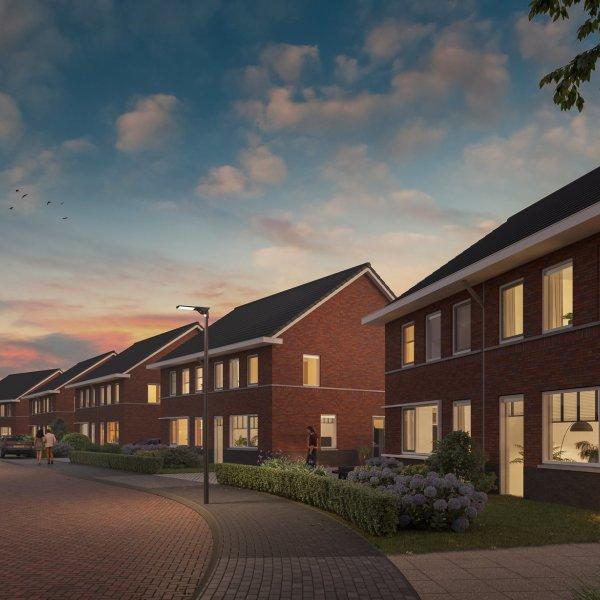 Nieuwbouwproject Poelsnip | Ter Laan IV in Bedum