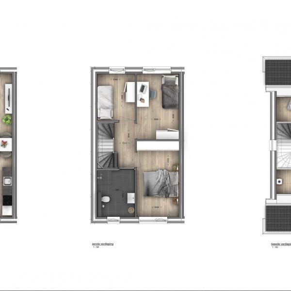 Nieuwbouwproject Poelsnip   Ter Laan 4 in Bedum