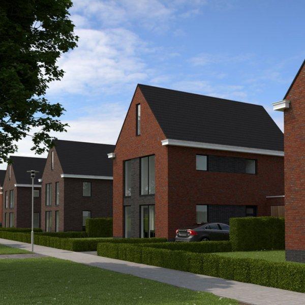 Nieuwbouwproject Oosterhuisen in Baflo