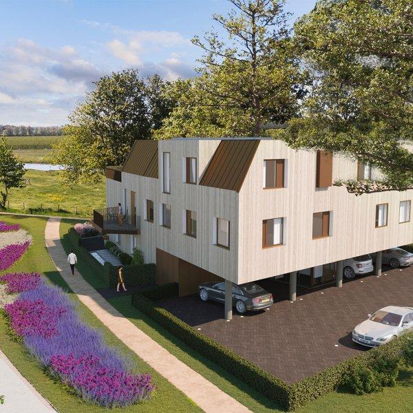 Nieuwbouwproject Soeverein in Cothen