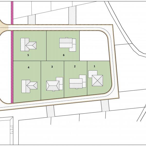 Nieuwbouwproject Oosterlaagte  in Leens