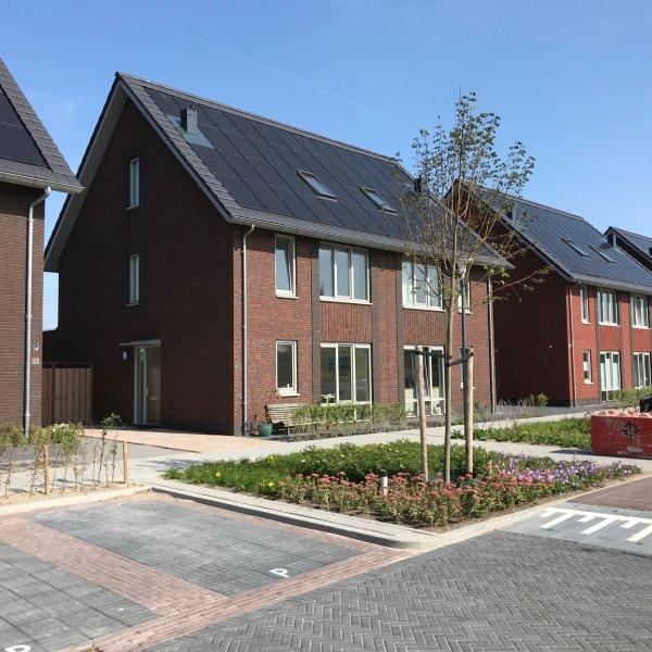 Nieuwbouwproject Wonen in de Watertuin in Zoeterwoude