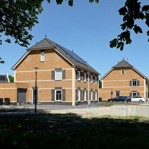Nieuwbouwproject Woonpark Diepstroeten Kavels in Assen
