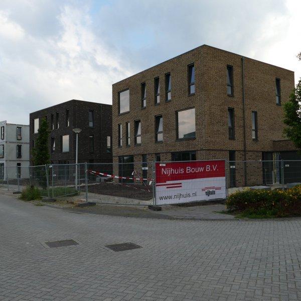 Nieuwbouwproject Kloosterbos in Assen