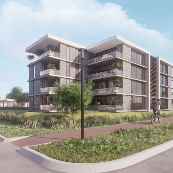 Nieuwbouwproject Rosa Nova in Culemborg