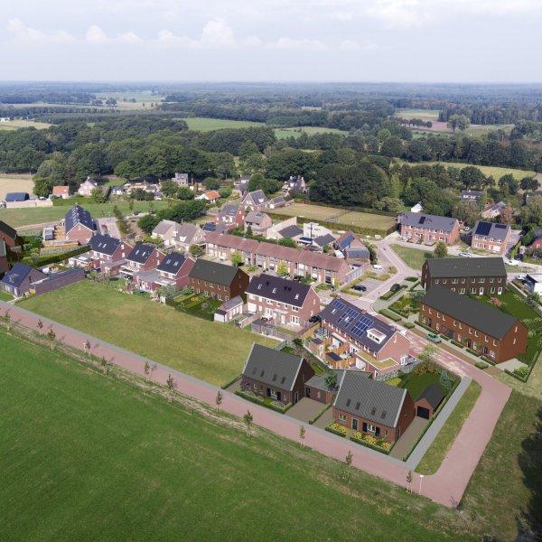 Nieuwbouwproject Lage Mierde - de Hasselt II in Lage Mierde