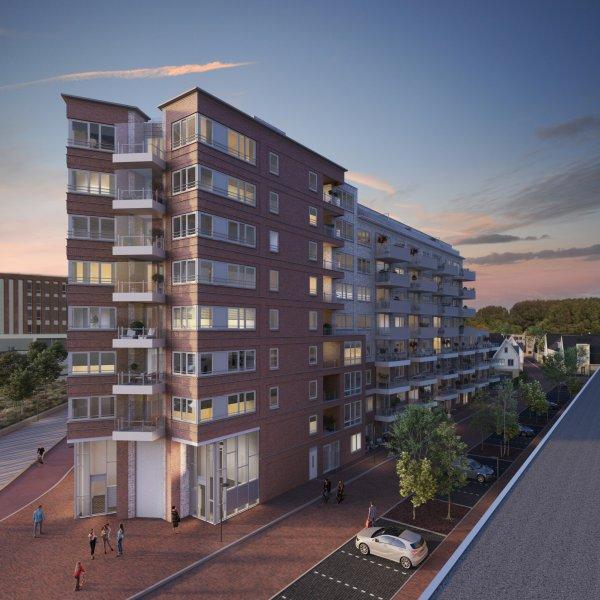 Nieuwbouwproject Gouwpark - Residence William in Zaandam