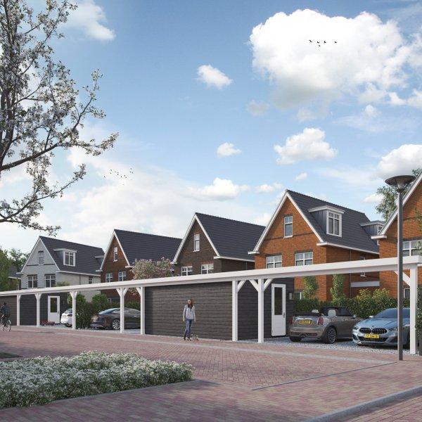 Nieuwbouwproject De Kiem van Houten | Fase 1A in Houten