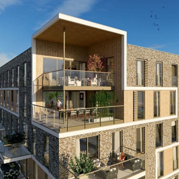 Nieuwbouwproject Point of View in Nieuwegein