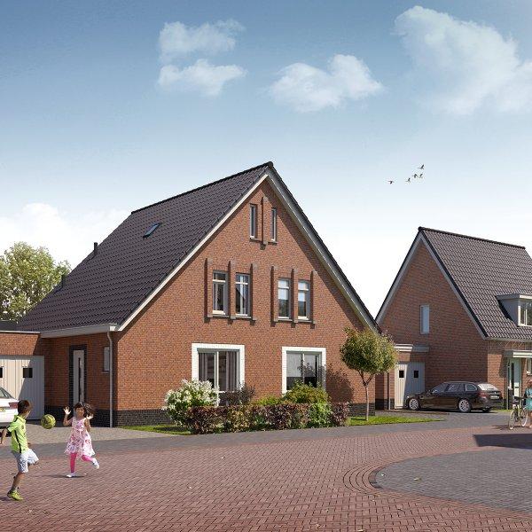Nieuwbouwproject Koningswoude De Parel van de Peel in Landhorst