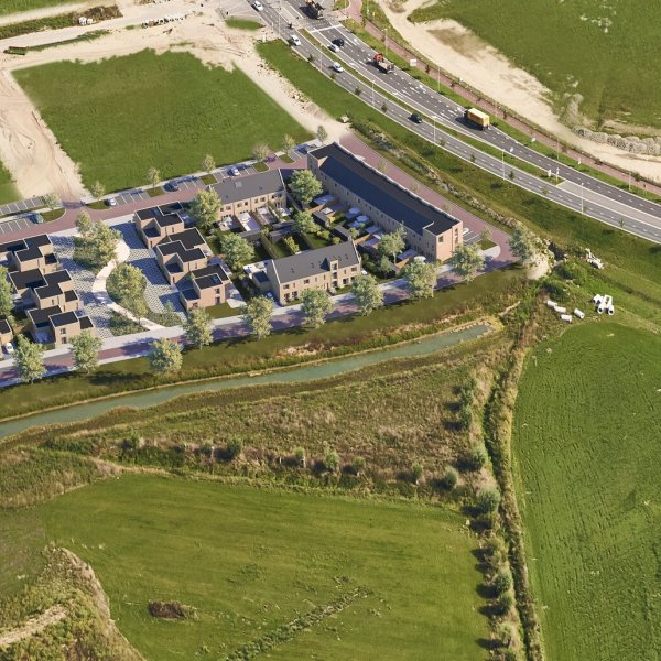 Nieuwbouwproject Soetegaerde Fase 2 in Lent