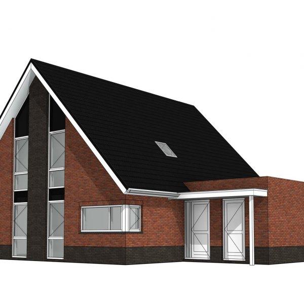 Nieuwbouwproject Rustoordlaan-Kokstraat 1e fase in Eefde