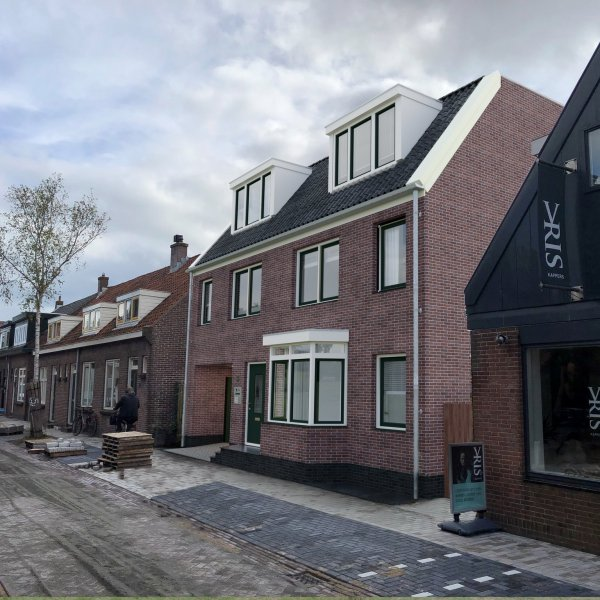 Nieuwbouwproject Weiver 6 in Krommenie